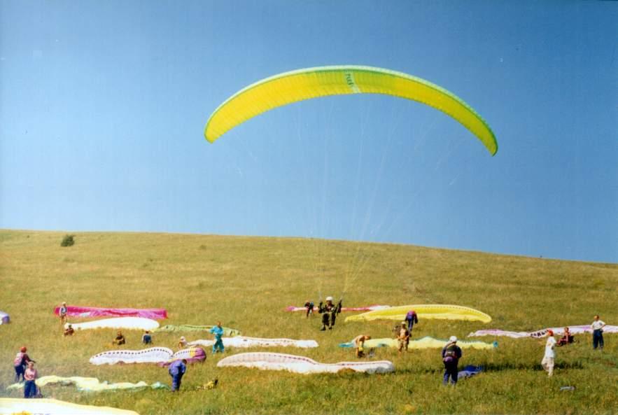 Paraglider-club